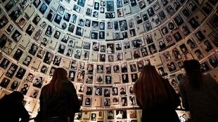 Yad Vashem's Hall of Names, in Jerusalem, is the most important Holocaust memorial in Israel.