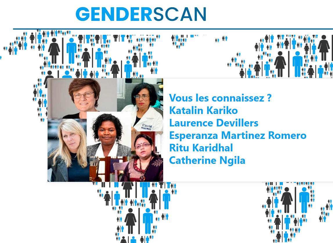 Image GenderScan