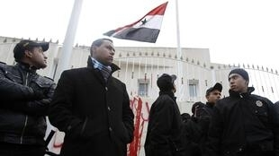 Polícia reforça segurança junto da embaixada da Síria em Tunes