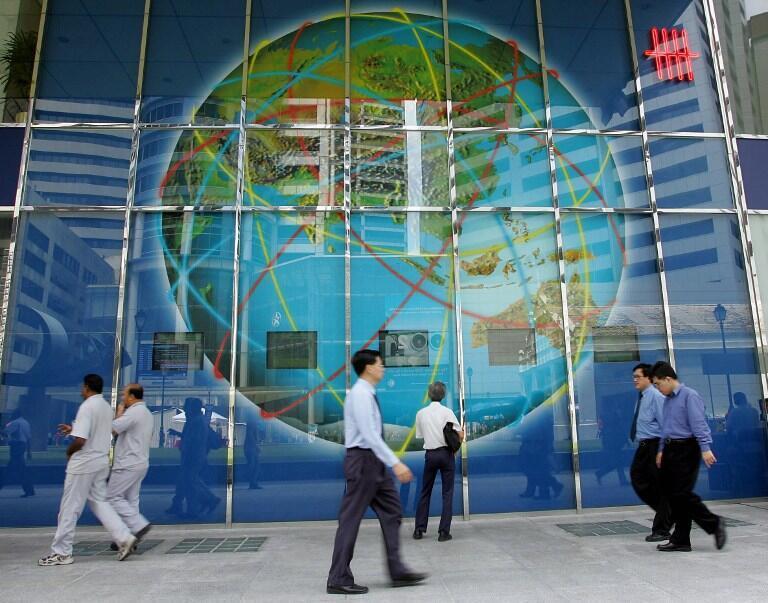 Thủ tướng Singapore, Lý Hiển Long hy vọng các bên đàm phán hoàn tất hiệp định trong năm 2014 - AFP / R. RAHMAN
