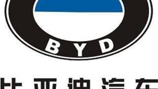 中國比亞迪汽車標誌