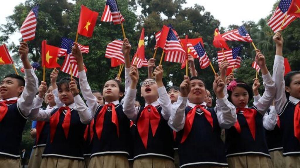 Việt Nam: Mối lo Trung Quốc khiến một bộ phận giới trẻ đặc biệt quan tâm bầu cử Mỹ