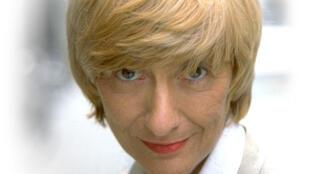 Françoise Sagan (1935 - 2004).