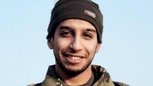 Abdelhamid Abaaoud, suposto mentor dos atentados