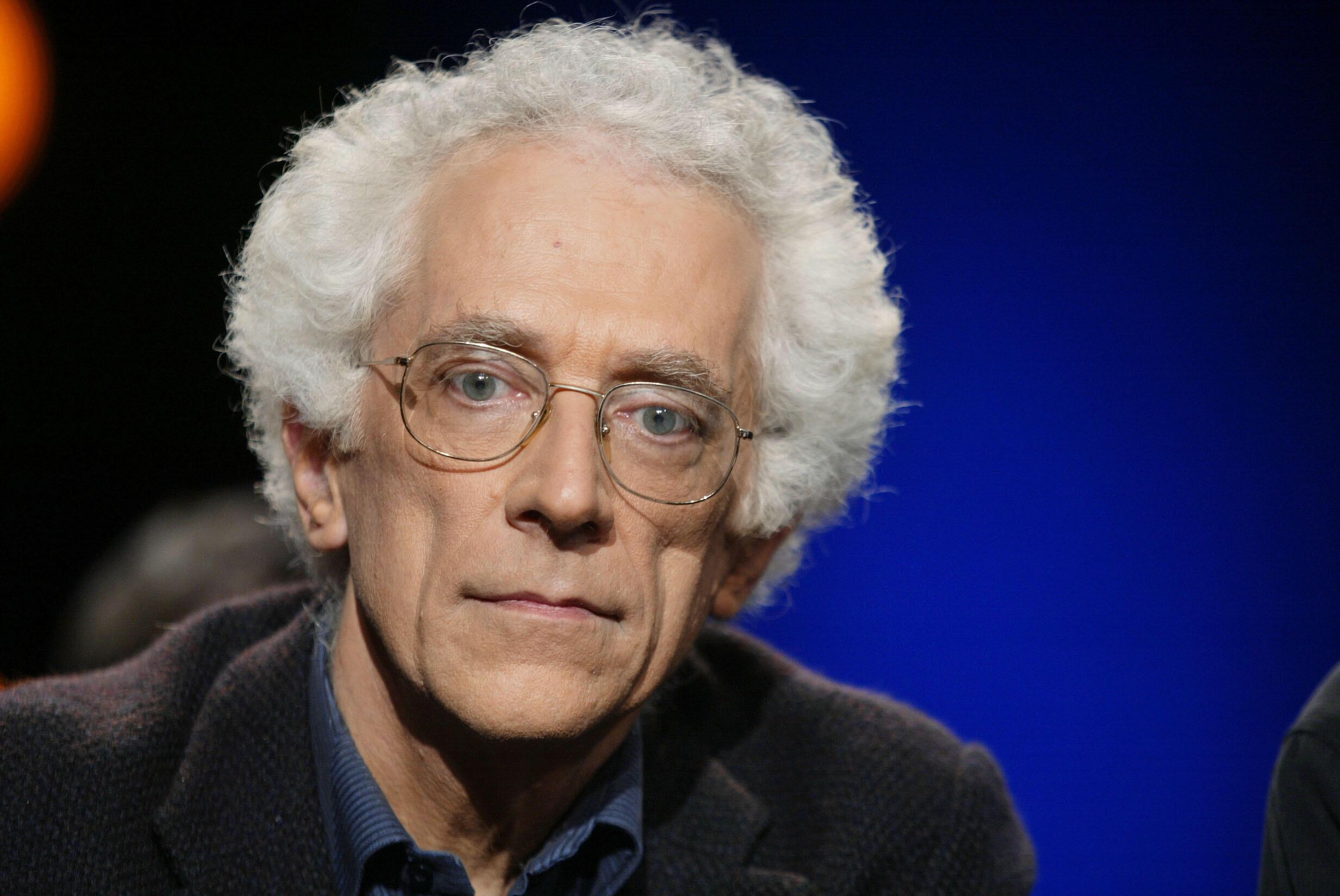 El pensador franco-búlgaro Tzvetan Todorov, el 2 de octubre de 2003.