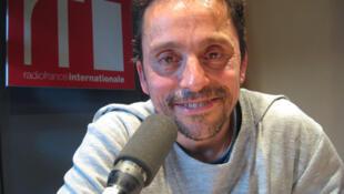 José Cuneo en RFI.