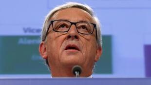 Ông Jean-Claude Juncker sẽ điều hành Ủy ban châu Âu, có vai trò như một chính phủ của Liên Hiệp - REUTERS /Yves Herman
