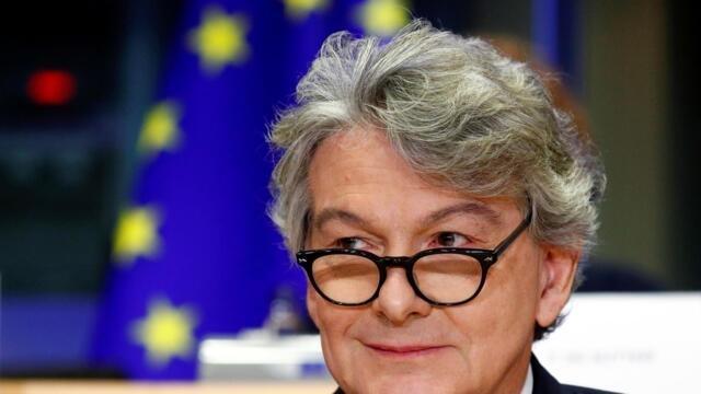 半导体供应短缺 欧盟考虑兴建先进半导体工厂?(photo:RFI)