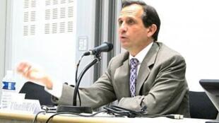 Представитель французского МИДа Венсан Флореани