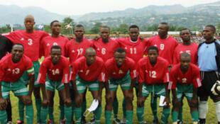 Timu ya taifa ya soka ya Burundi (Intamba).