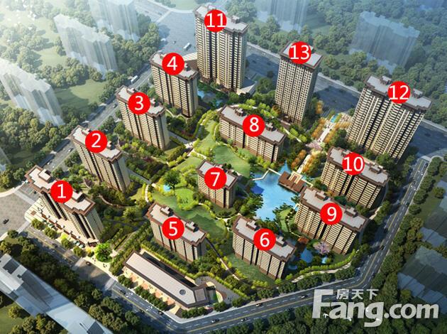 图为保定房地产商建房规划宏图