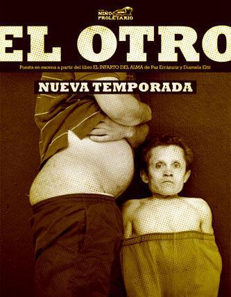 Cartel original de 'El otro'