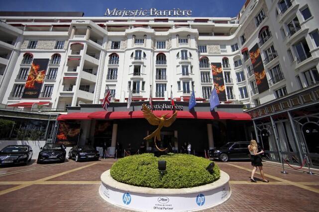 Mặt tiền Majestic với giá phòng đắt nhất 34.000€ cho một phòng suite