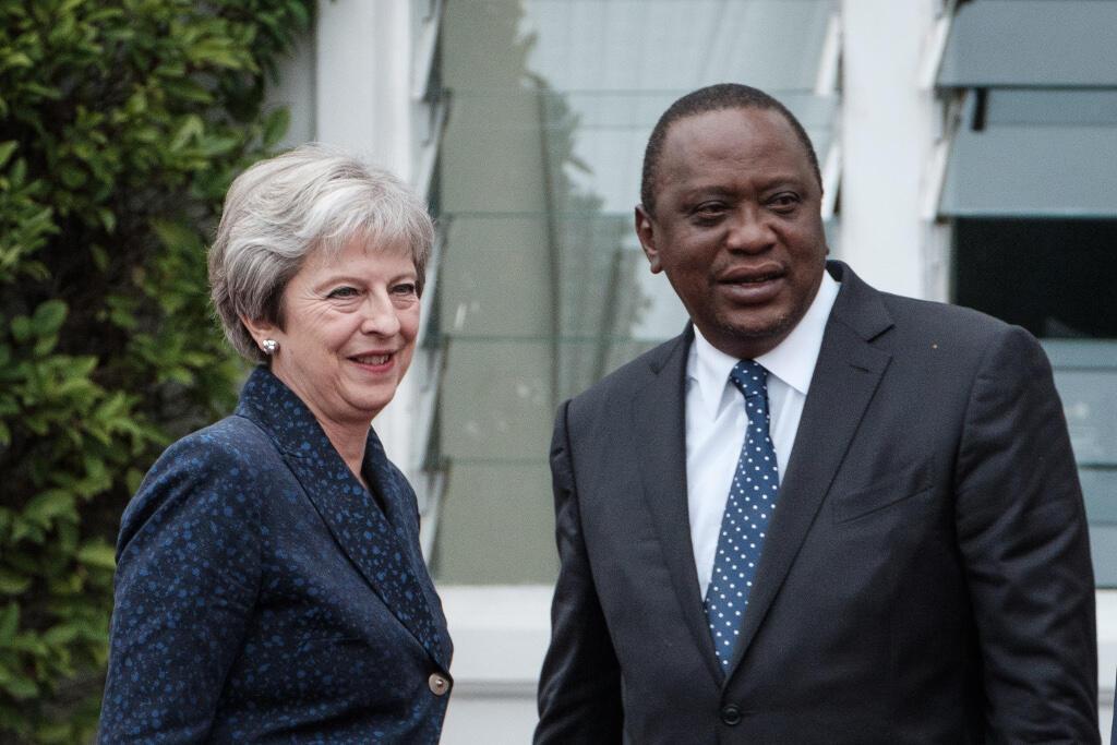 Bayan kammala ganawar shugaba Kenyatta ya shaida cewa May ta tabbatar masa da dorewar kasuwanci dama bunkasa shi bayan ficewarta daga kungiyar ta EU.