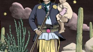 «Geronimo, mémoires d'un résistant apache», par Lisa Lugrin et Clément Xavier.