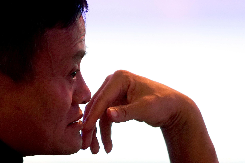 中國高科技代表人物馬雲