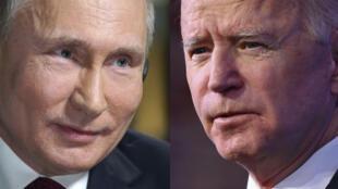 Russian President Vladimir Putin and US President Joe Biden are set to hold their first summit in Geneva on June 16, 2021
