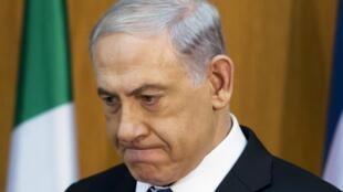 Le Premier ministre israélien Benyamin Netanyahu a envoyé un message à Mahmoud Abbas, le président de l'Autorité palestinienne, l'appelant à agir de façon responsable.