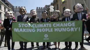 آکسفام تأکید کرده است که رهبران گروه هفت قدرت اقتصادی جهان نسبت به زیان های سیاست هایشان در زمینۀ تولید انرژی و تاثیر ویرانگر آنها بر روند تشدید گرسنگی در جهان آگاه شوند.