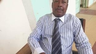 Le syndicaliste togolais Adrien Akouété, secrétaire général adjoint de la branche Afrique de la Confédération syndicale internationale (CSI).