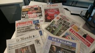 Diários franceses 21.07.2016