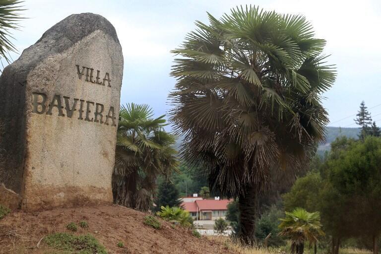 Une vue de la Villa Baviera, nom officiel du lieu depuis 1991. Sous la dictature Pinochet, cette colonie agricole baptisée Colonie Dignité et fondée par l'ancien nazi Paul Schäfer fut un camp de travail et de torture.