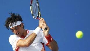 O tenista brasileiro Thomaz Bellucci.
