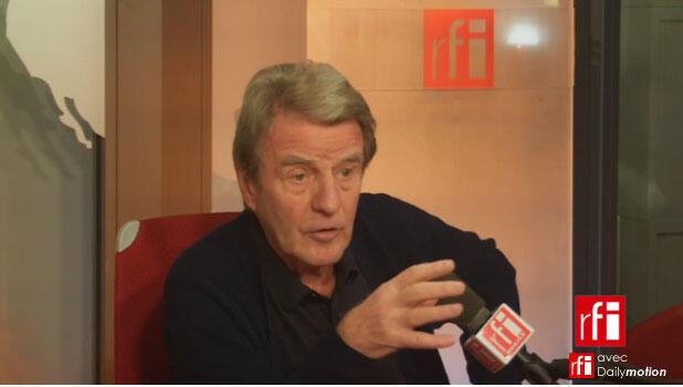 France's ex-foreign minister Bernard Kouchne