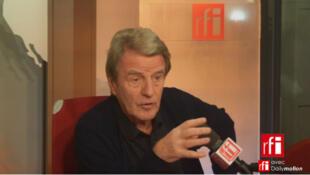 Bernard Kouchner, ancien ministre des Affaires étrangères
