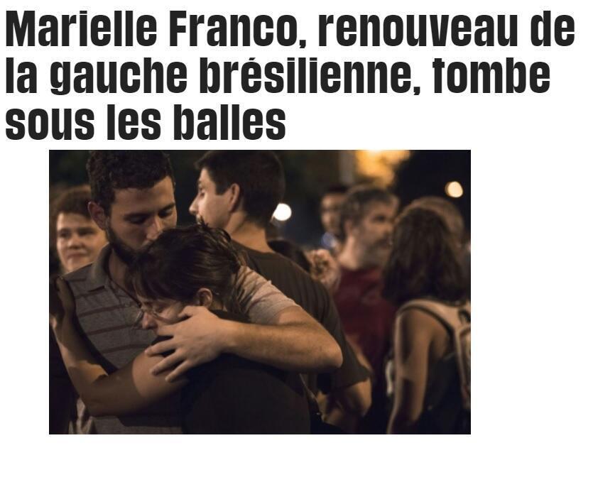 Matéria publicada nesta sexta-feira, 16 de março pelo jornal Libération.