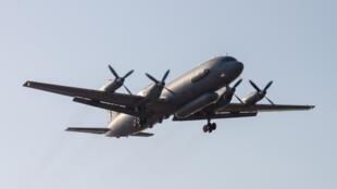 俄罗斯伊尔-20飞机。