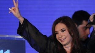 Kirchner Shugabar kasar Argentina