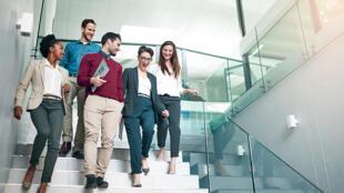 Le «Happiness manager» a pour rôle de véhiculer la bonne humeur dans l'entreprise et c'est un concept qui vient de la Silicon Valley