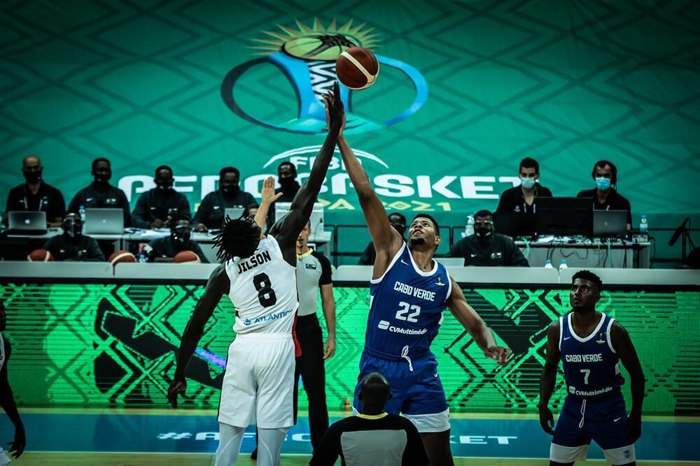 Angola - Desporto - Basquetebol - Basket - Angolanos - Afrobasket - CAN - Cabo Verde - Cabo-Verdianos
