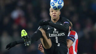 Kylian Mbappé scored his 20th league goal of the season in PSG's 5-1 win over Montpellier.