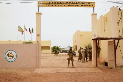 Le G5 Sahel à Sévaré, au Mali, le 30 mai 2018.