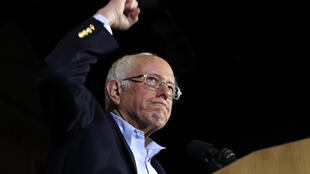 Le sénateur socialiste du Vermont Bernie Sanders semble en bonne voie pour remporter les primaires démocrates.