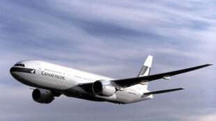 國泰航空班機