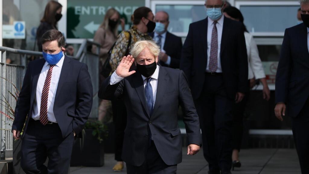 Brexit: rencontre entre les Premiers ministres irlandais et britannique