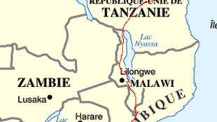 Pormenor do Lago Niassa