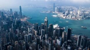 L'île artificielle est présentée comme une solution pour faire face à la pénurie de logements à Hong Kong.