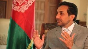 احمد ضیا مسعود، رهبر جبهه ملی افغانستان