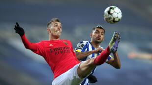 Grimaldo - SL Benfica - FC Porto - Jesús Corona - Liga Portuguesa - Futebol - Desporto - Football - Portugal