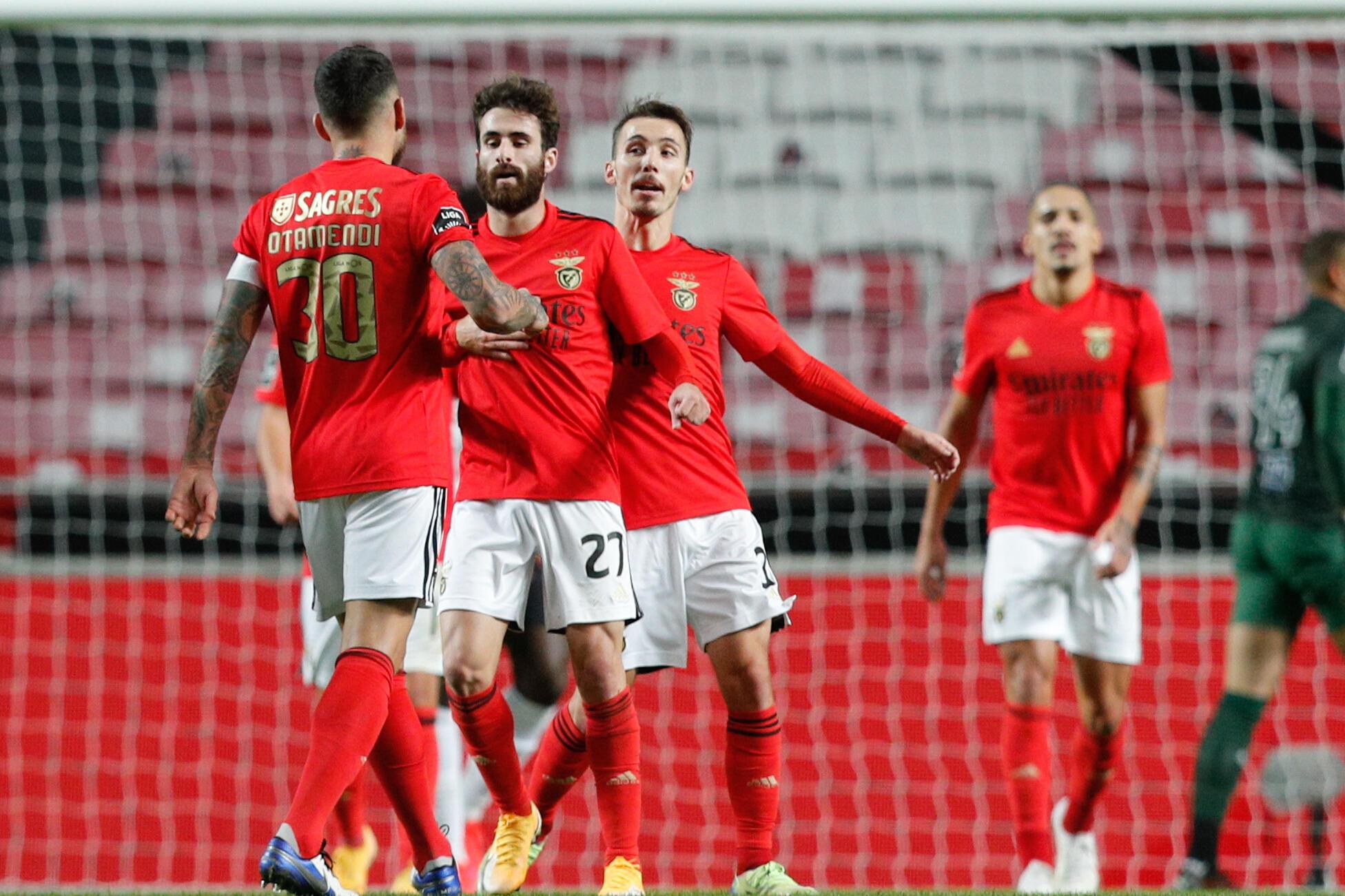 Rafa Silva - SL Benfica - Desporto - Futebol - Liga Portuguesa - Football - Portugal