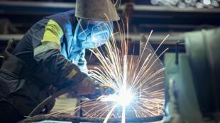 鋼鐵生產業