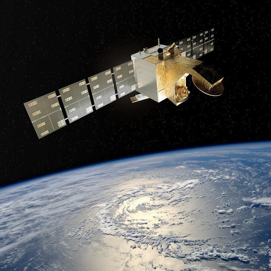 CFOSat 中法海洋卫星 (Illustration 想象图)