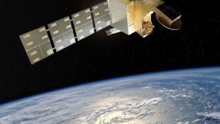 CFOSat 中法海洋衛星 (Illustration 想象圖)