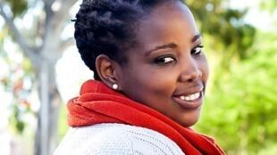 """Novuyo Rosa Tshuma, author of """"House of Stone"""", a Zimbabwean epic novel"""