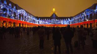 La Nuit aux Invalides permet de découvrir ce monument et Paris tout l'été (photo d'illustration).