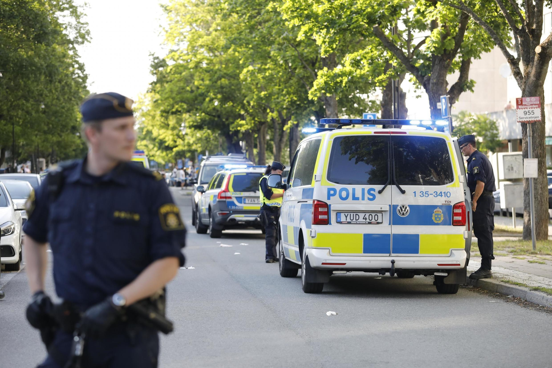La police suédoise a annoncé mettre en place un groupe d'intervention spécial pour lutter contre les violences des gangs.